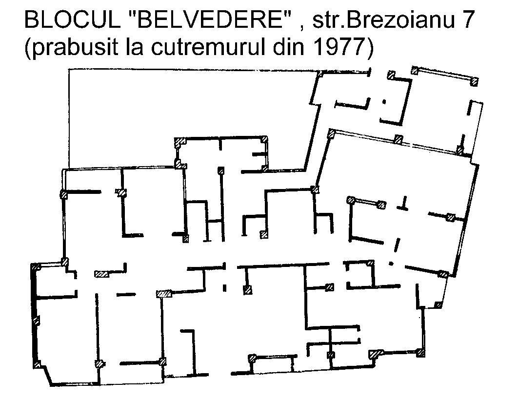 blocul Belvedere